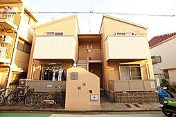 大阪府吹田市寿町1丁目の賃貸アパートの外観