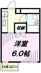 マイコ−ト真宮[5階]の間取り