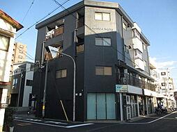 松屋ハイツ[3階]の外観