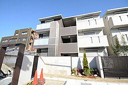 セレナーデ A棟[2階]の外観