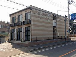 埼玉県さいたま市緑区東大門1丁目の賃貸アパートの外観