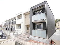 神奈川県海老名市杉久保南1の賃貸アパートの外観