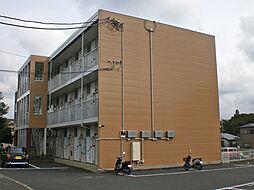 レオパレスプレジール西白井[1階]の外観