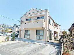 東京都八王子市みなみ野2丁目の賃貸アパートの外観
