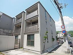 兵庫県神戸市兵庫区夢野町2丁目の賃貸マンションの外観