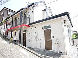 神奈川県座間市入谷3丁目の賃貸アパートの外観