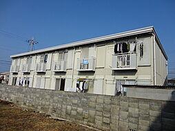 滋賀県彦根市後三条町の賃貸アパートの外観
