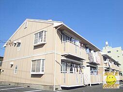 ライトコート菅野[2階]の外観