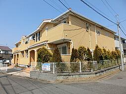 千葉県千葉市緑区あすみが丘2丁目の賃貸アパートの外観