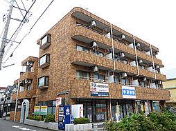 東京都東村山市栄町1の賃貸マンションの外観