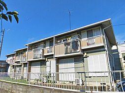 神奈川県綾瀬市寺尾北2丁目の賃貸アパートの外観