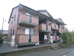ガーデンハウス矢代田III[201号室]の外観