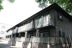 グリーンTAMAGAWA[101号室]の外観
