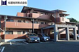 愛知県豊橋市松井町字松井の賃貸マンションの外観