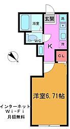仮称)富岡4丁目新築計画[102号室]の間取り