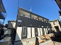 多摩都市モノレール 大塚・帝京大学駅 徒歩9分の賃貸アパート