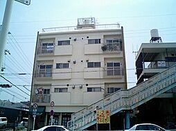 大阪府池田市住吉2丁目の賃貸マンションの外観