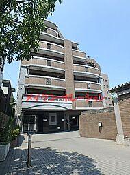 福岡県福岡市中央区桜坂2丁目の賃貸マンションの外観