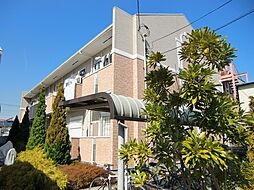 埼玉県戸田市笹目南町の賃貸マンションの外観