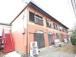 神奈川県厚木市松枝1丁目の賃貸アパートの外観