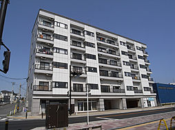 福島県郡山市菜根3丁目の賃貸マンションの外観