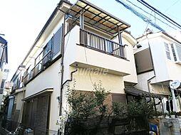 [一戸建] 東京都北区栄町 の賃貸【/】の外観