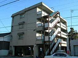 大阪府箕面市桜井2丁目の賃貸マンションの外観