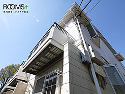 東京都杉並区久我山5丁目の賃貸アパートの外観