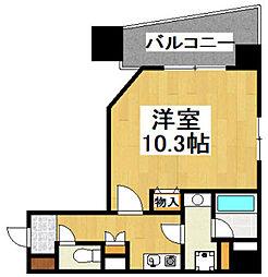 G−ONEMUROMI STATION[302号室]の間取り