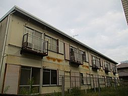 神奈川県川崎市中原区新城中町の賃貸アパートの外観