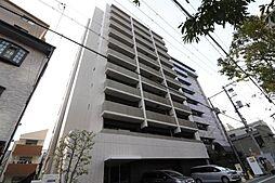 レジュールアッシュ梅田WEST[4階]の外観