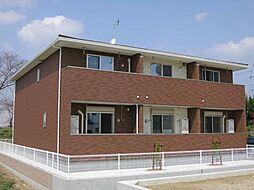 名鉄名古屋本線 東岡崎駅 バス12分 稲熊8丁目下車 徒歩2分の賃貸アパート