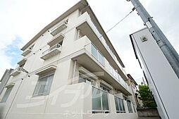 大阪府箕面市坊島5丁目の賃貸マンションの外観