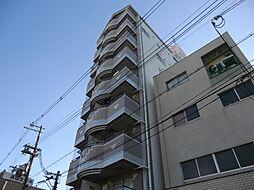 クリオコート新今里リバーサイド[4階]の外観