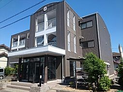 愛知県豊川市蔵子3丁目の賃貸マンションの外観