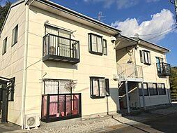 静岡県牧之原市布引原の賃貸アパートの外観