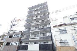 サンライフ北田辺[5階]の外観