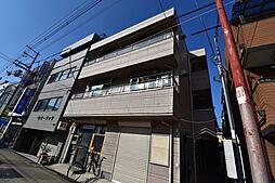 大阪府大阪市城東区関目4丁目の賃貸アパートの外観