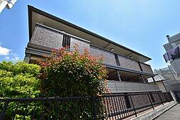 大阪府松原市天美我堂5丁目の賃貸アパートの外観