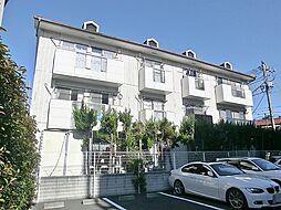トーシンハイツ葛飾鎌倉[3階]の外観