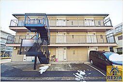 マンション・ハイアット[3階]の外観