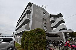 大阪府大阪狭山市東野西1丁目の賃貸マンションの外観
