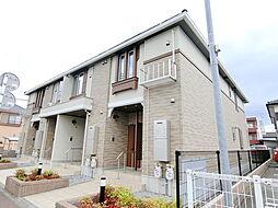 JR南武線 谷保駅 徒歩8分の賃貸アパート