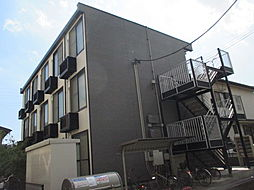 レオパレスヴィラハヅキ[305号室]の外観