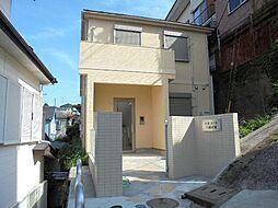 神奈川県横浜市旭区万騎が原の賃貸アパートの外観