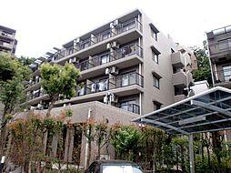 神奈川県川崎市高津区久本1丁目の賃貸マンションの外観