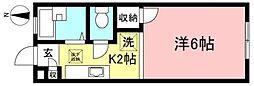 仙川駅 4.7万円