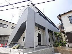 神奈川県相模原市南区相武台1の賃貸アパートの外観
