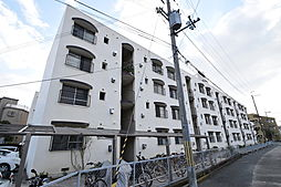 大阪府箕面市半町3丁目の賃貸マンションの外観