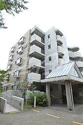 大阪府池田市五月丘2丁目の賃貸マンションの外観